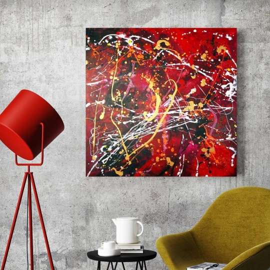 affordable abstract art for sale