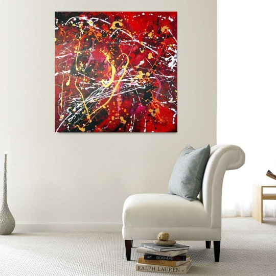 Modern art for the home or office